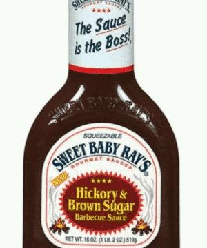 ברביקיו בטעם היקורי וסוכר חום